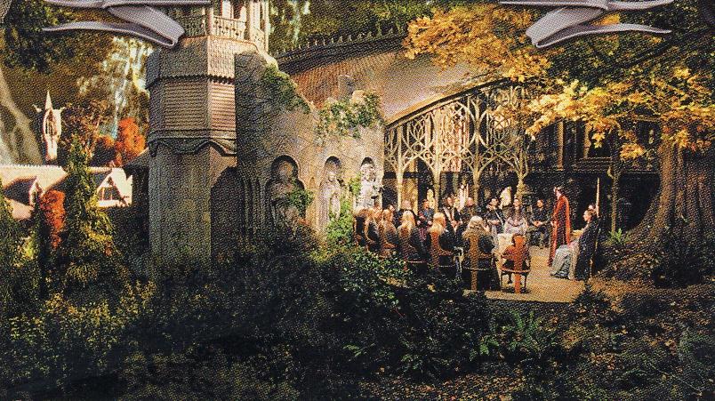 Bilbo S Room Rivendell